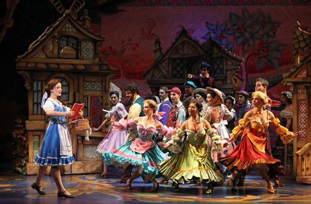 تئاتر موزیکال دیو و دلبر