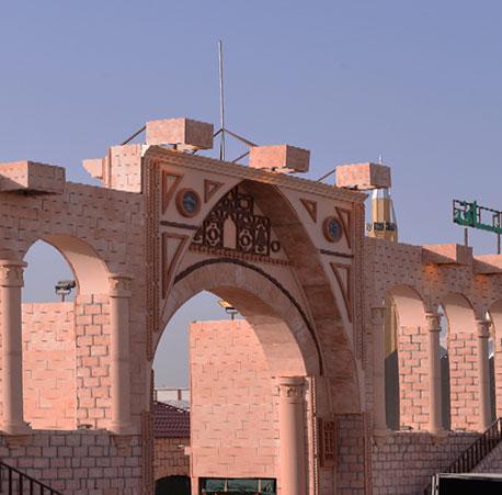 غرفه لبنان دهکده جهانی دبی
