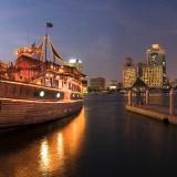 سفربه دبی با قایق در تور دبی