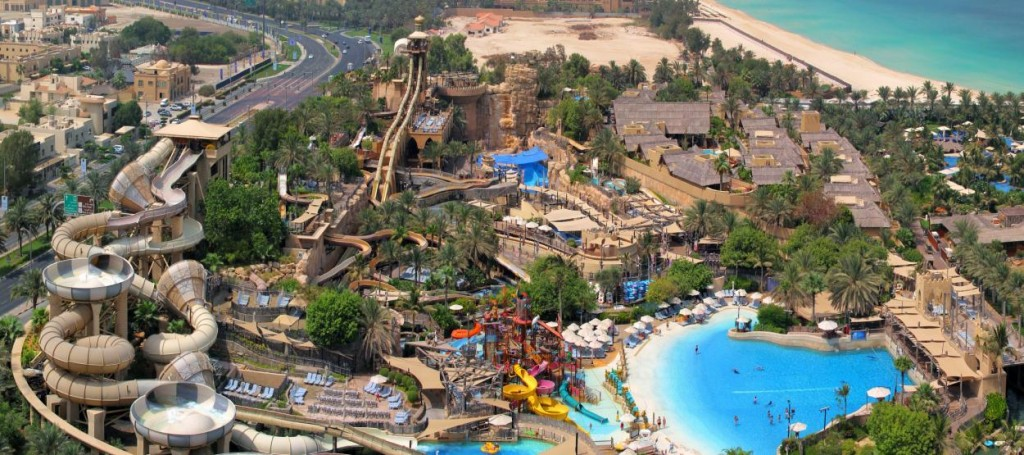aerial-view-of-wild-wadi-water-park