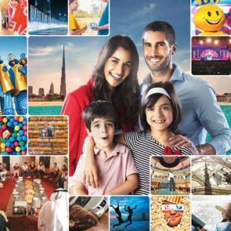 تابستان در دبی