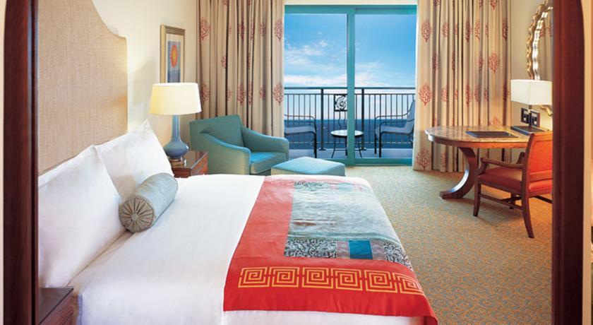 اتاق های مهمان هتل آتلانتیس