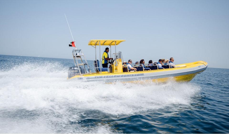 تور دبی با قایق