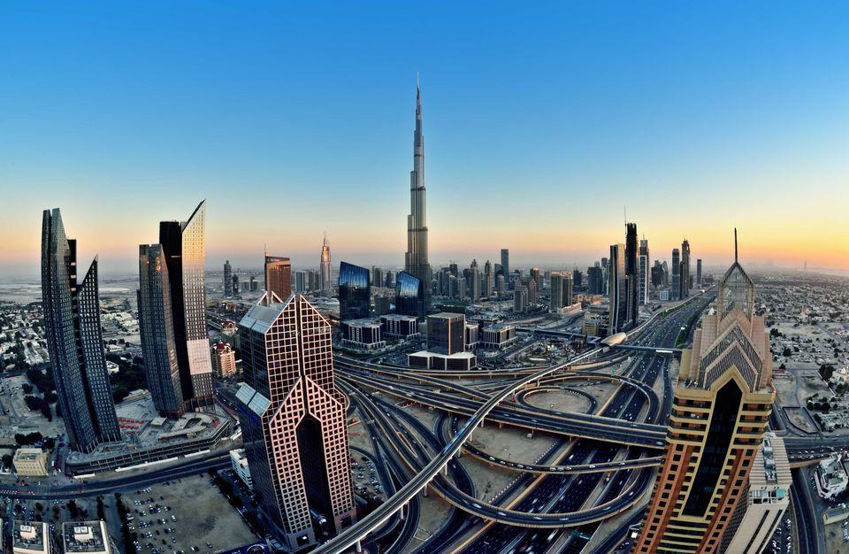 تور دبی گردش نیم روزی در شهر