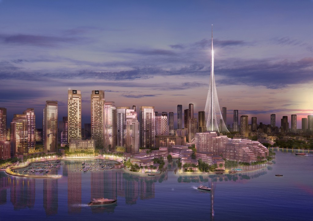 البرج خور دبی