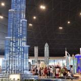 بلندترین ساختمان جهان، بلندترین ساختمان لگوی جهان