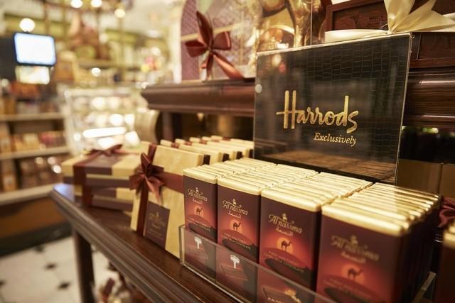 شکلات های درست شده از شیر شتر