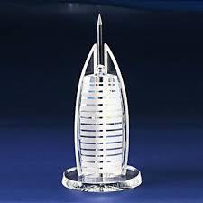 Burj-ul-Arab & Burj Khalifa Paper Weight