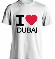 I Love Dubai T-Shirts