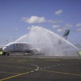 امارات اولین پرواز در طولانی ترین مسیر جدید جهان را تکمیل می کند