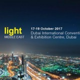 نمایشگاه نورپردازی و روشنایی دبی 2018 (Light Middle East)