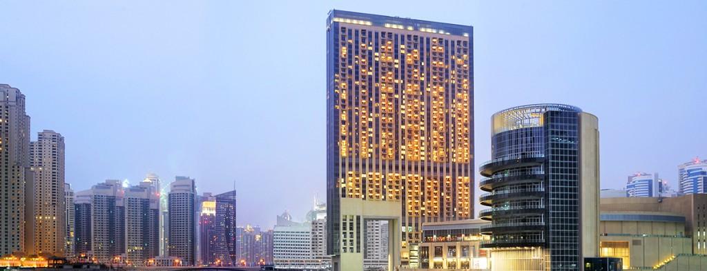 هتل آدرس دبی مارینا