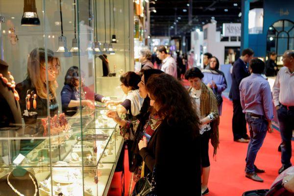 هفته جواهرات دبی