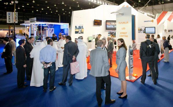 نمایشگاه ترافیک و حمل و نقل دبی