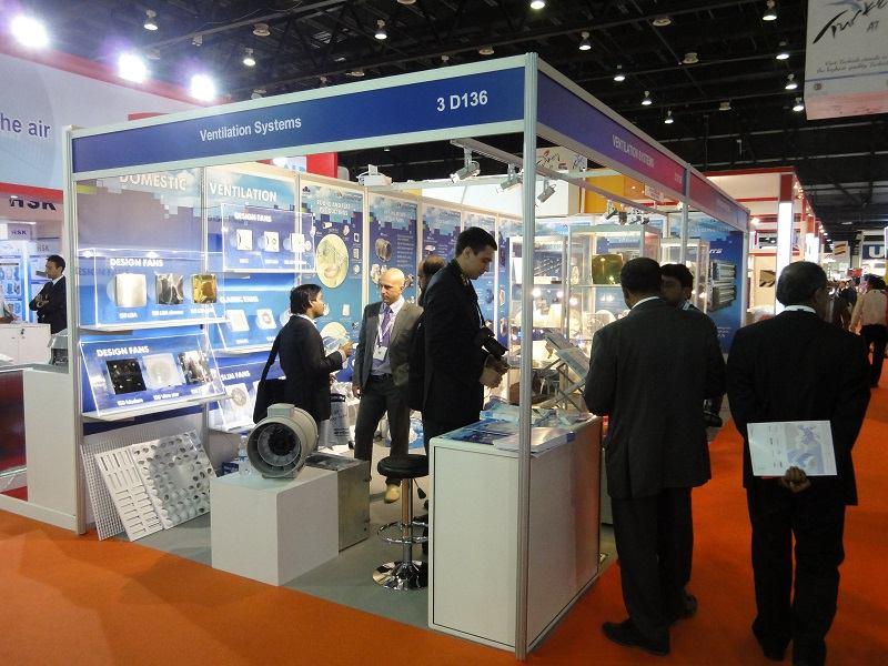 نمایشگاه صنعت ساختمان دبی