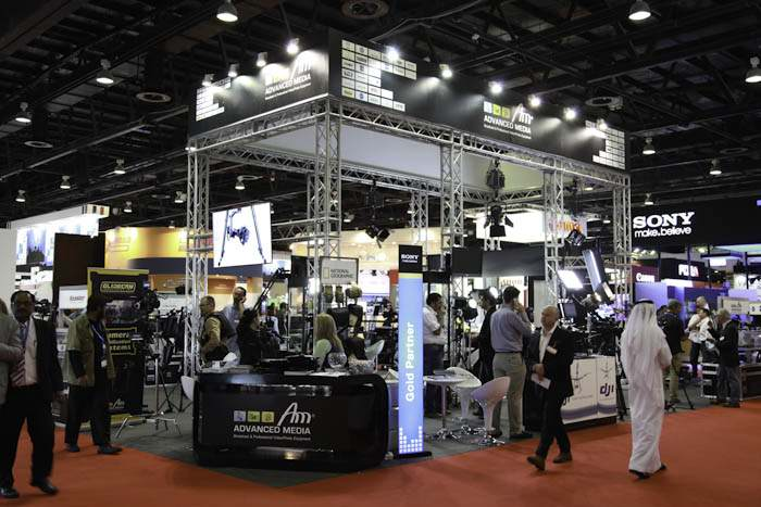 نمایشگاه رسانه های دیجیتال دبی