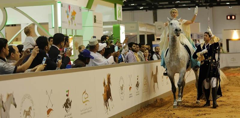 نمایشگاه بین المللی اسب دبی