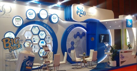 نمایشگاه فناوری دارویی دبی