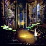 تئاتر La Perle by Dragone ؛ ترکیبی از هنر و هیجان با فرهنگ دبی