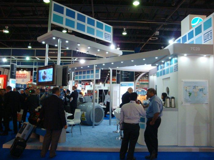 نمایشگاه صنعت برق دبی