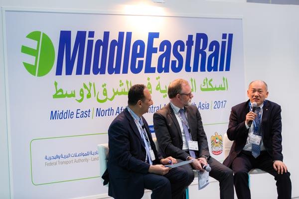 نمایشگاه و کنفرانس راه آهن دبی
