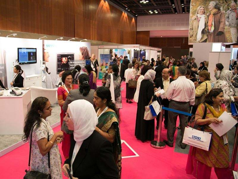 نمایشگاه و کنگره زنان و زایمان دبی