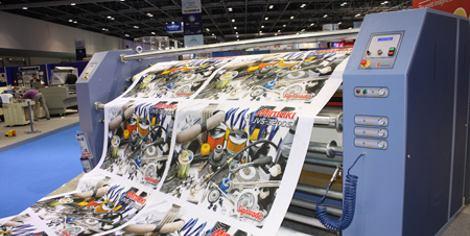 نمایشگاه تابلوهای تبلیغاتی و تصویرسازی دیجیتال دبی
