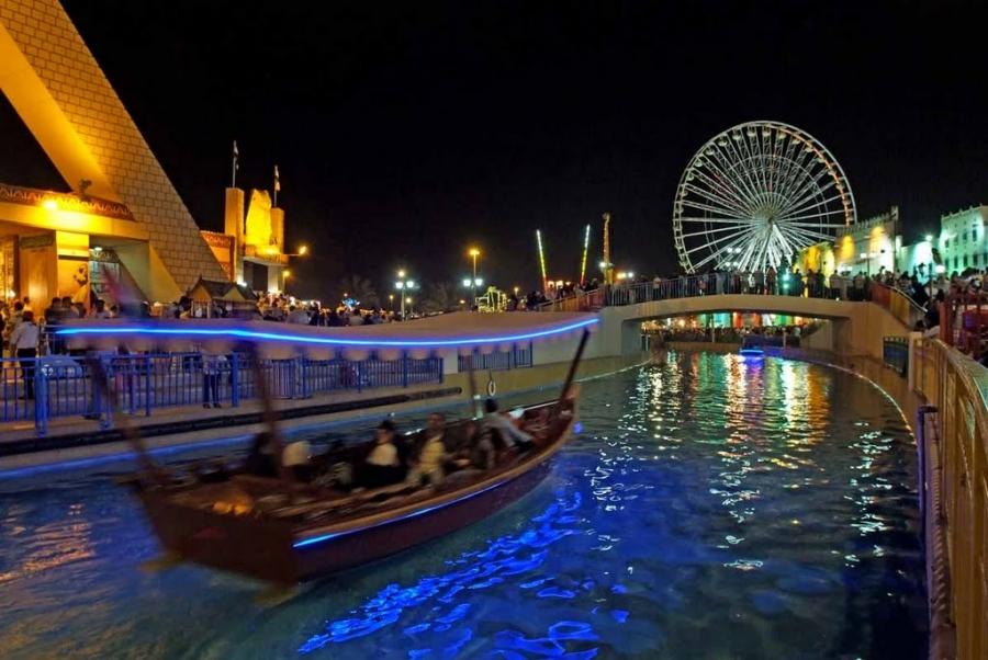 قایق های دهکدخ جهانی