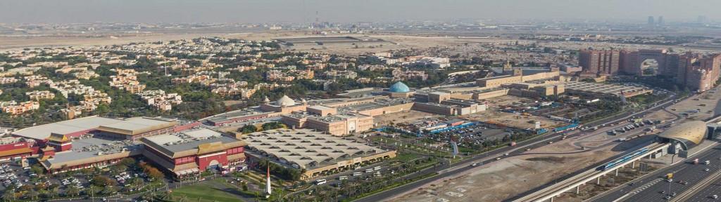 مجتمع تجاری ابن بطوطه دبی
