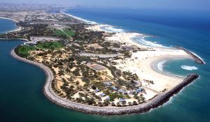 پارک ساحلی الممزر