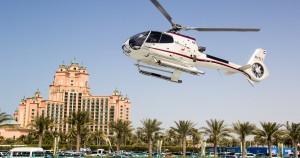 تور هلیکوپتر دبی