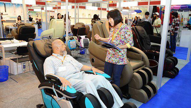 نمایشگاه محصولات و کالاهای چینی دبی