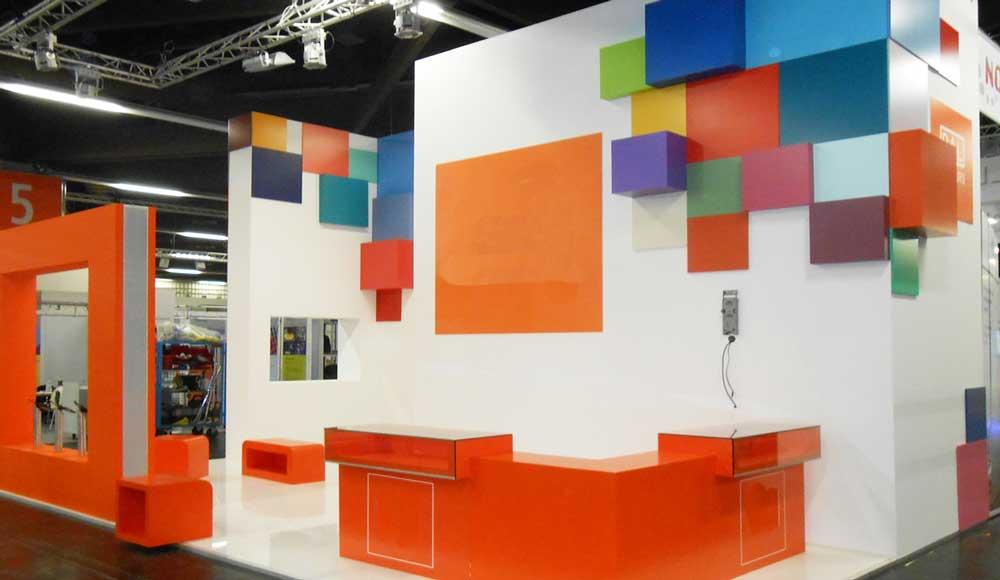 نمایشگاه رنگ و پوشش دبی