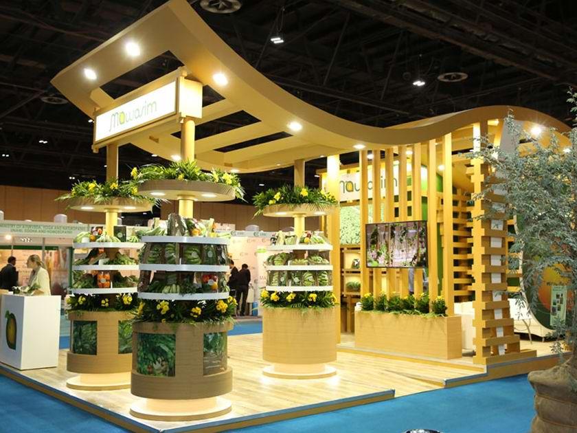 نمایشگاه محصولات ارگانیک و طبیعی دبی