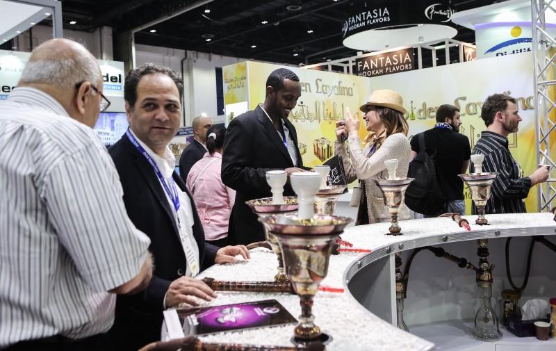 نمایشگاه تنباکو و دخانیات دبی