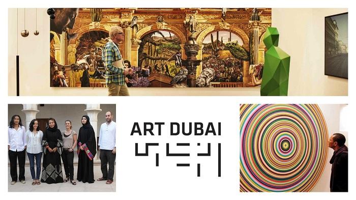نمایشگاه هنر دبی