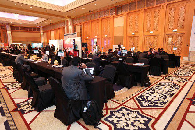 نمایشگاه مخابرات دبی