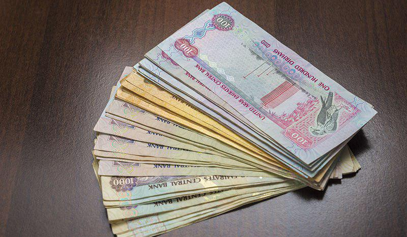 دستمزد کار در دبی