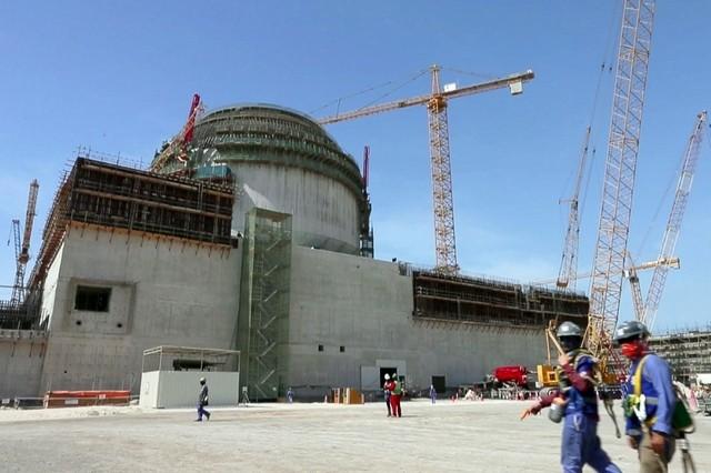 نیروگاه هستهای باراکا