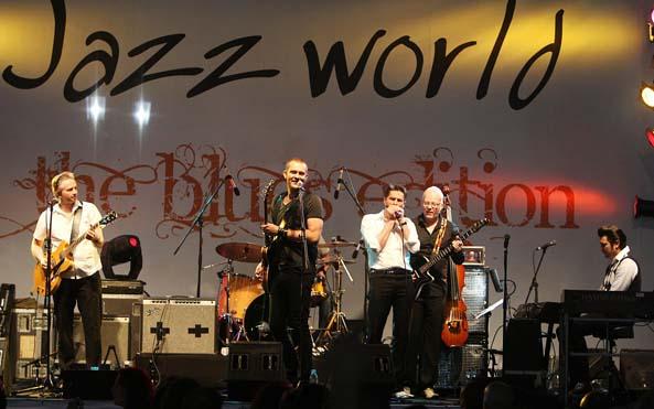 جشنواره بین المللی جاز دبی