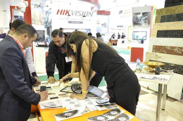 نمایشگاه صنعت ساختمان باکو