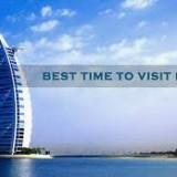 بهترین زمان رفتن به دبی