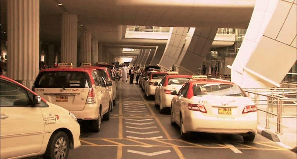 تاکسی فرودگاه دبی 1