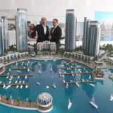 ساخت بزرگترین مجتمع تجاری جهان در دبی ، دبی اسکور