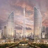 یک بار دیگر ساخت بلندترین برج جهان در دبی