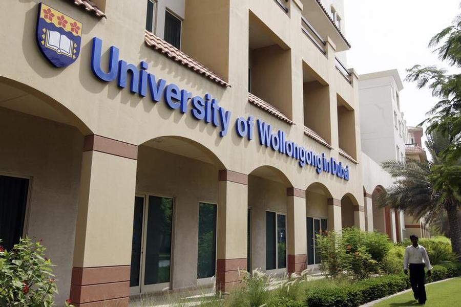 دانشگاه ونگوگ دبی