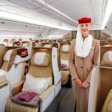 کابین های بیزینس جدید در پرواز های آدلاید امارات