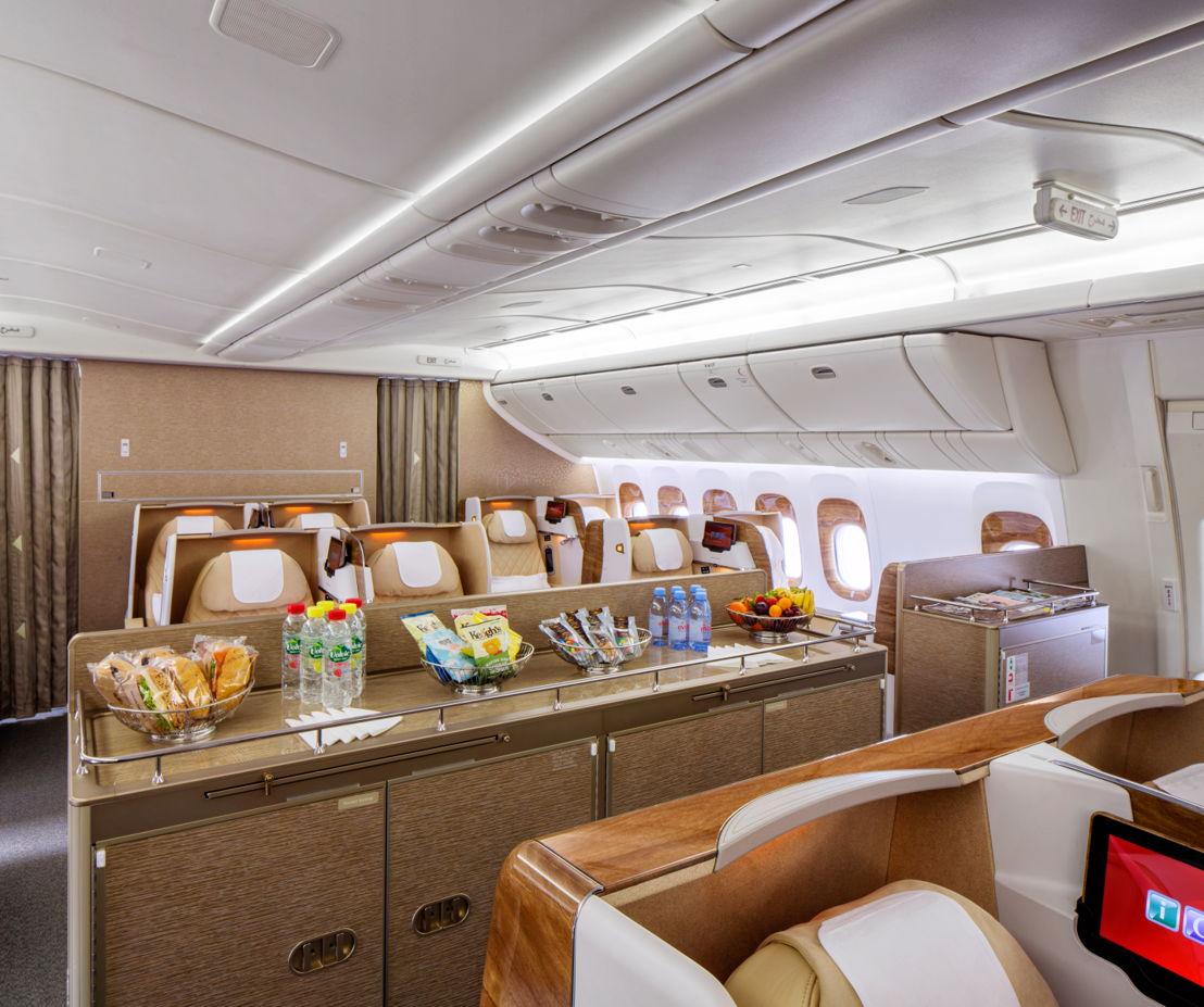 هواپیمای امارات بیزینس