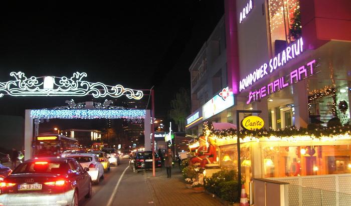 Bağdat Caddesi)