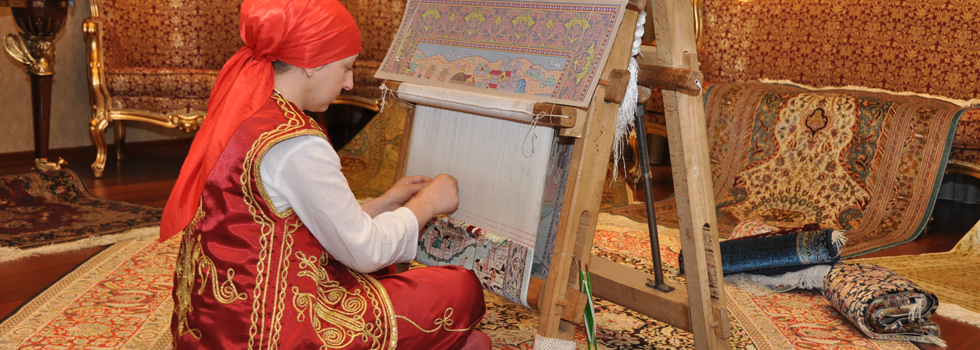 Carpets and handmade Istanbul